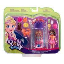 Boneca Polly Pocket Hora de Brincar com Bichinhos - GFR06 - Mattel -