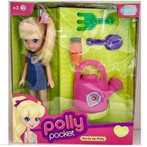 Boneca Polly Pocket Horta Da Polly - Pupee -