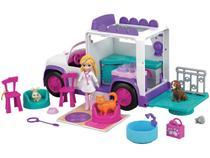 Boneca Polly Pocket Hospital Móvel dos Bichinhos - com Acessórios Mattel