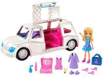 Boneca Polly Pocket Limousine Fashion  - com Acessórios Mattel GDM19