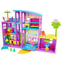 Boneca Polly Pocket - Mega Casa de Surpresas da Polly - Mattel