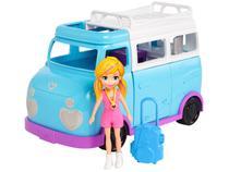 Boneca Polly Pocket Veículo Secreto - com Acessórios Mattel FTP74