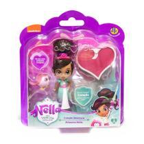 b01710602e Boneca Princesa Nella - Coleção Aventura Princesa - DTC