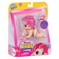 Boneca Princesinha Bizzy Bubs - DTC -