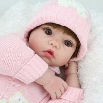 Boneca Reborn Linda Menina Princesa - Pronta Entrega -