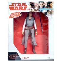 Boneca Rey - Star Wars - Ultimo Jedi - 45 Cm - Mimo -