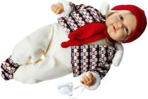 Boneca Rosita Baby Eduard 1307 -