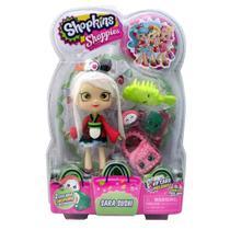 Boneca Sara Sushi Shopkins Shoppies - Dtc - 7898486487919 -
