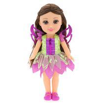 Boneca Sparkle Girlz - Fada Morena - DTC -