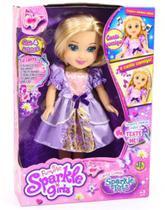 Boneca Sparkle Girlz Tots Cante Comigo - DTC -