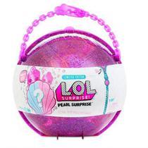 Boneca Surpresa - LOL - Lil Outrageous Littles - Lol Pérola - 7 Surpresas - Candide