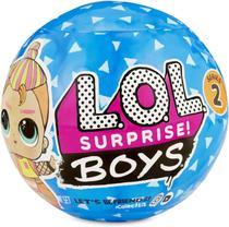 Boneca Surpresa - LOL Surprise! - Mini Boneca Surpresa - LOL Surprise! - Boys - Série 2 - Candide -