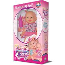 Boneca Tekinha 30 Cm Mama e Faz Xixi - 127102 - Sid nyl