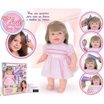 Boneca Thaís Beauty Salon Super Toys - 264