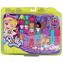 Bonecas Polly Pocket Kit Moda Deportiva GGJ48/Ggj50 - Mattel -
