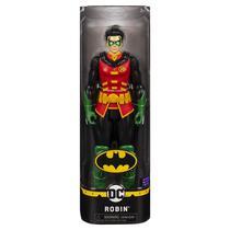 Boneco 28 cm Batman Dc ( Robin)  - Spin Master -