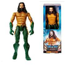 Boneco Action Figure Aquaman Filme Mattel 30 Cm - Mattei