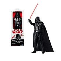 Boneco Action Figure Darth Vader Titan Hero Hasbro 30 Cm -