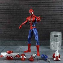 - Boneco Action Figure Homem Aranha Spiderman Launching Marvel - Hasbro