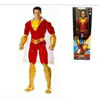 Boneco Action Figure Shazam 30 Cm Mattel Liga Da Justiça -