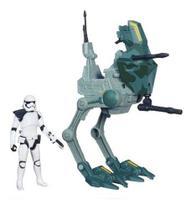 Boneco Action Figure Soldado Storm Trooper Star Wars Hasbro -