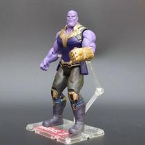 Boneco Action Figure Thanos Vingadores Guerra Infinita Marvel -