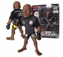 Boneco Action Figure Ufc Ultimate Fighting Anderson Silva The Spider Camiseta Corinthians - Lotus