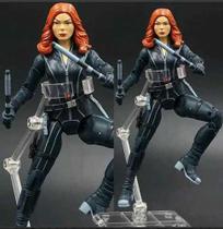 Boneco Action Figure Viúva Negra Marvel Guerra Civil -