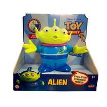 Boneco Alien Toy Story 4 Braços Articulados  16cm - Toyng -