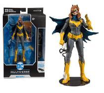 Boneco Artc  Batgirl Modern Dc Multiverse Fun - F00141 -