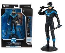 Boneco Artc Nightwing Modern Dc Multiverse Fun - F00142 -