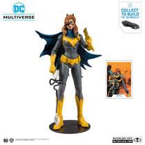 Boneco Articulado - 18Cm - DC Comics - Modern Batgirl - Fun -