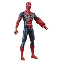 Boneco Articulado - 30 Cm - Marvel - Avengers - Homem Aranha - Titan Hero Series - Hasbro - E3308 -