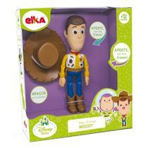 Boneco Articulado - 30Cm - Disney - Pixar - Toy Story - Meu Amigo Woody - Elka -