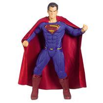 Boneco Articulado - 50 Cm - DC Comics - Liga Da Justiça - Superman - Mimo -