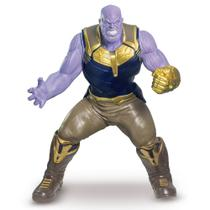 Boneco Articulado - 55 Cm - Disney - Marvel - Avengers - Ultimato - Thanos - Mimo -