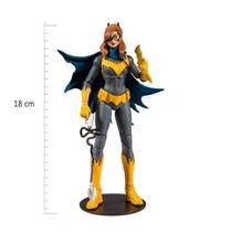 Boneco Articulado Batgirl Modern Dc Multiverse McFarlane - Fun Divirta-Se