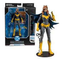 Boneco Articulado Batgirl Modern Dc Multiverse McFarlane - Fun! Divirta-Se