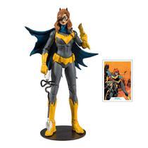 Boneco Articulado Batgirl Modern DC Multiverse McFarlane -