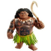 Boneco Articulado com Sons - 30 Cm - Disney - Moana - Mega Maui - Sunny -