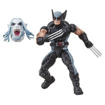 Boneco Articulado - Disney - Marvel - Build a Figure - X-Force - Legends 6 - Wolverine - Hasbro