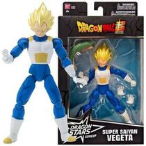 Boneco Articulado Dragon Ball Super - Vegeta Super Saiyan - Brinquedos chocolate