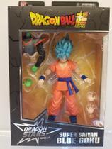 Boneco Articulado - Dragonball Super - Goku Azul - Bandai -