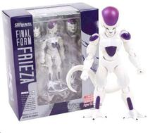 Boneco Articulado Freeza Dragon Ball Super - Shfiguarts