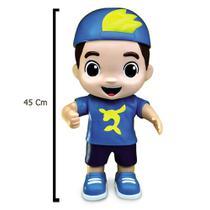 Boneco Articulado Gigante - 45 Cm - Luccas Neto - Mimo -