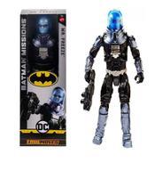 Boneco Articulado Mr. Freeze - Batman Missions - Mattel -
