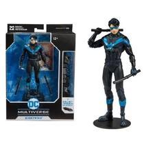 Boneco Articulado Nightwing Modern Dc Multiverse McFarlane - Fun Divirta-Se