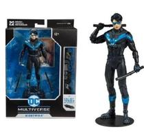 Boneco Articulado Nightwing Modern Dc Multiverse McFarlane - Fun! Divirta-Se