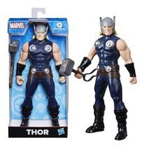 Boneco Articulado Thor 25cm Vingadores Marvel - Hasbro E7695 -