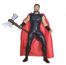 Boneco Articulado Thor Vingadores Ultimato Gigante Mimo 0567 -